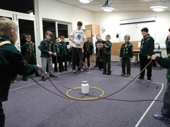 Problem Solving 20th Worcester Cubs