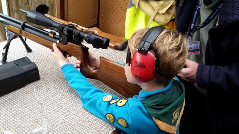 Shooting 3 20th Worcester Beavers